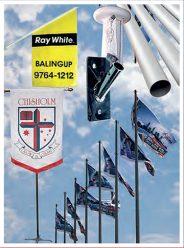 Flag / Banner Poles