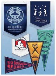 Cloth Banners & Pennants