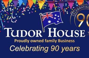 Tudor House celebrating 90 years